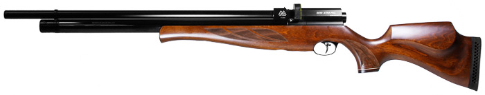 AirArms S510 Side-lever Beech Stock  177 or  22 cal :: Buy